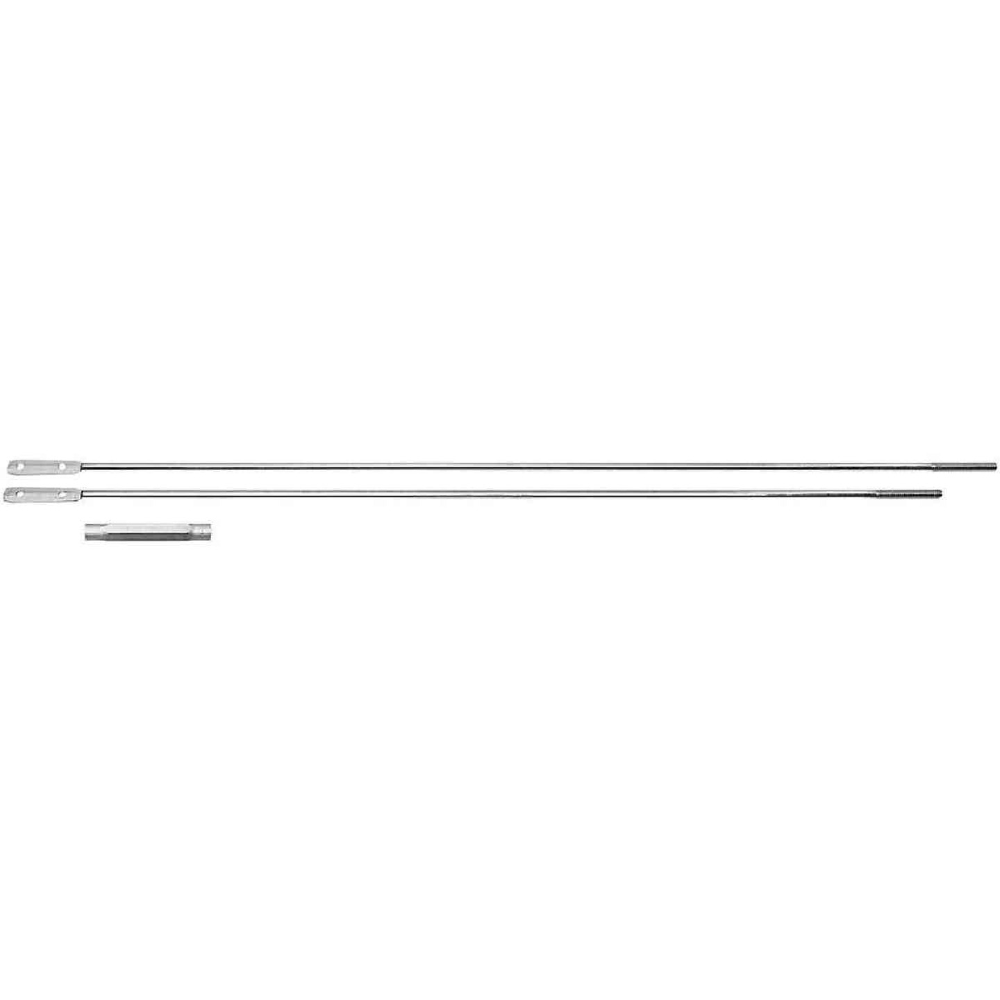 National 50 In. Zinc Screen Door Turnbuckle Image 1