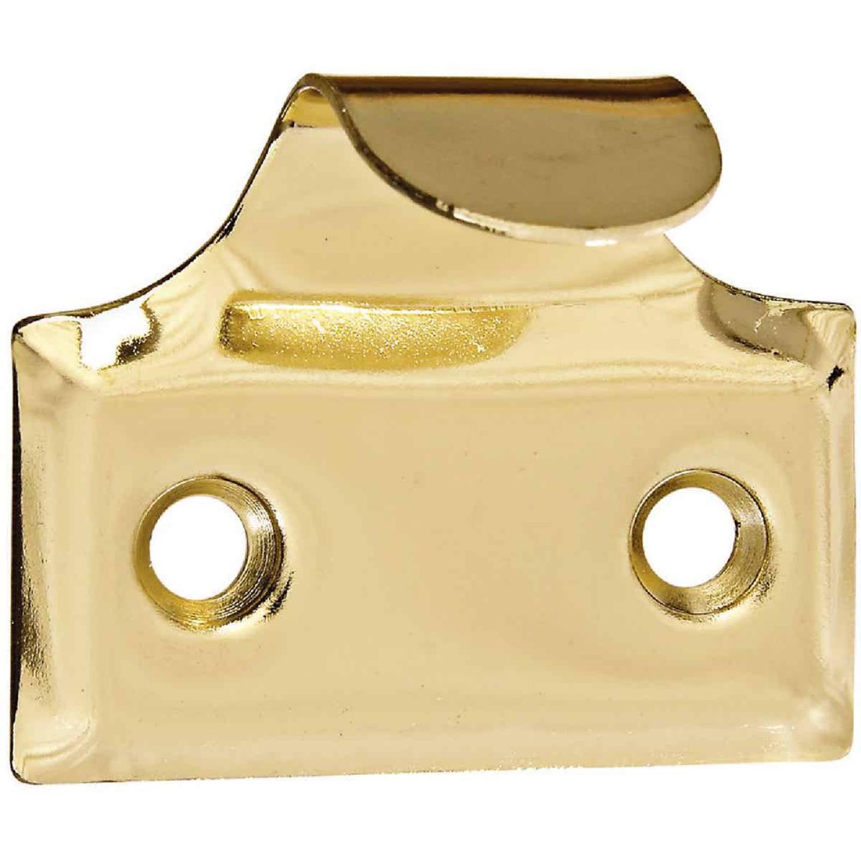 National 135 Brass Steel Window Sash Lift (2 Count) Image 1