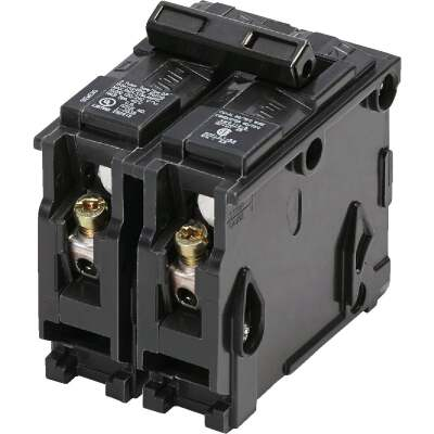 Connecticut Electric 60A Double-Pole Standard Trip Interchangeable Packaged Circuit Breaker