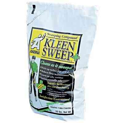 Kleen Sweep 10 Lb. Sweeping Compound