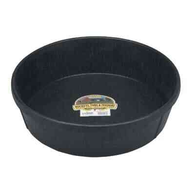 Fortex Fortiflex 12 Qt. Plastic General Purpose Feed Pan